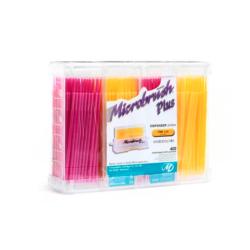 Microbrush Plus -Marca: Microbrush Desechables   Odontology BG