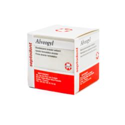 Alveogyl -Marca: Septodont Regeneración Ósea | Odontology BG