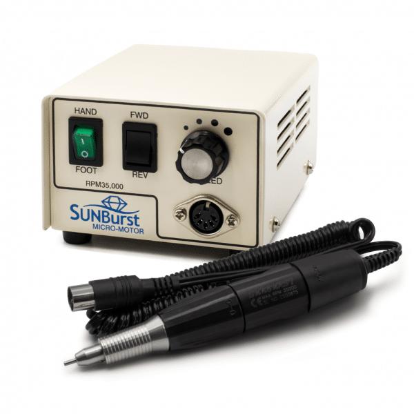 Micromotor Laboratorio -Marca: Sunburst Equipo de Laboratorio | Odontology BG
