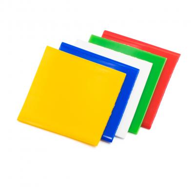 Acetato De Resina Colores Surtidos -Marca: KEYSTONE Acetatos | Odontology BG