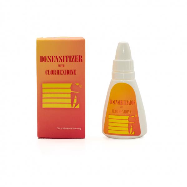 Desensibilizador Con Clorhexidina -Marca: Viarden Blanqueamiento   Odontology BG