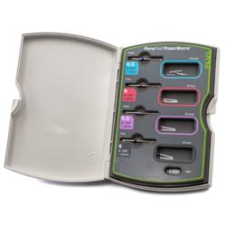 Postes Fiber White Kit -Marca: Whaledent Postes | Odontology BG