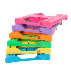 Cassette Para 10 Instrumentos Zirc -Marca: Zirc Organizadores   Odontology BG