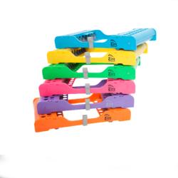 Cassette Para 8 Instrumentos Zirc -Marca: Zirc Organizadores   Odontology BG